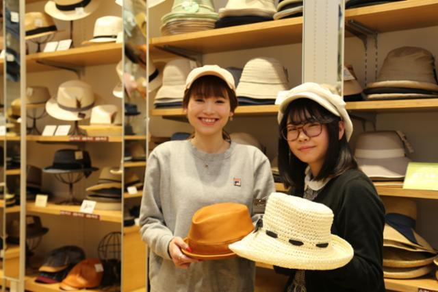 クレスト・プラス(CRESTPLUS)イオンモール北戸田店 ☆帽子・服飾雑貨のセレクトショップ☆の画像・写真